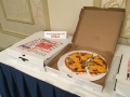 Door and Kewaunee County foods at our evening reception at the Premier Park Hotel. — with Renards Cheese